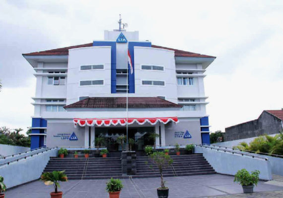 gedung stba