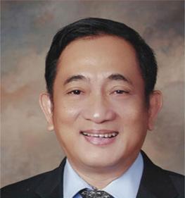 Mayjend TNI (Purn). Drs.Hendardji Soepandji. S.H. (Ketua Pengurus)