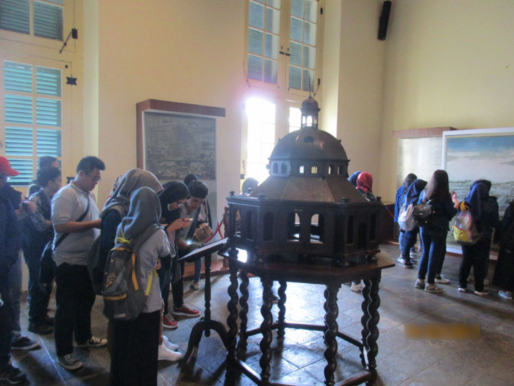 One Year English Program field trip to Kota Tua and Ancol