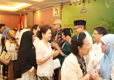 Halal Bihalal Keluarga Besar Yayasan LIA