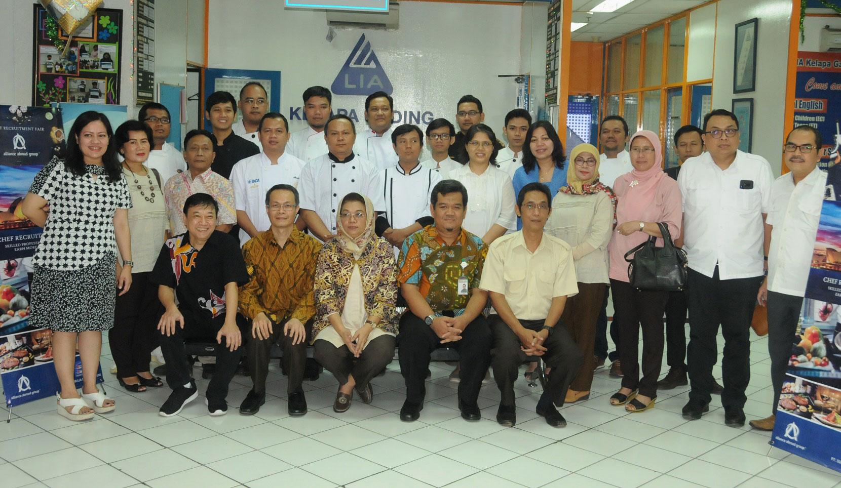 Kerjasama LB LIA dengan BNP2TKI