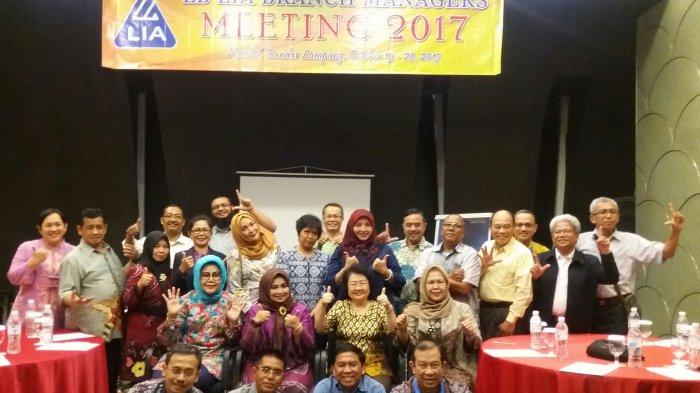 LB LIA Gelar Rapat Koordinasi Dalam Rangka Memajukan Pelayanan