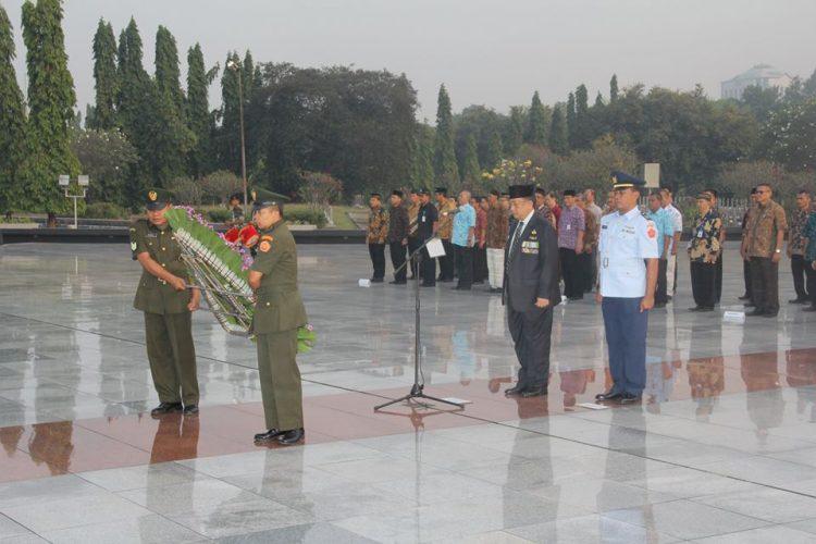 Ziarah di Taman Makam Pahlawan Kalibata Jakarta