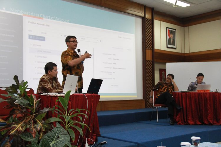 Diseminasi dan Pelatihan Program LIA Digital