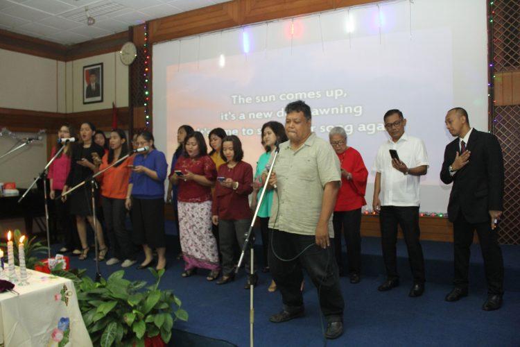Perayaan Natal 2018 dan Tahun Baru 2019 Yayasan LIA