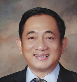 Mayjen TNI (Purn) Drs. Hendardji Soepandji. SH (Ketua Pengurus)