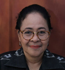 Dr. Cut Kamaril Wardani (Sekretaris Pengurus)