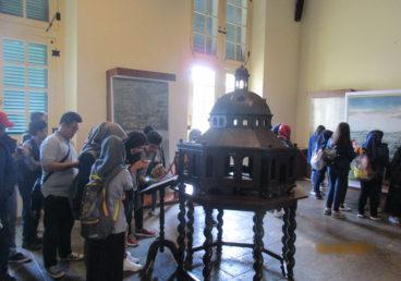 One Year English Program field trip to Kota Tua and Ancol