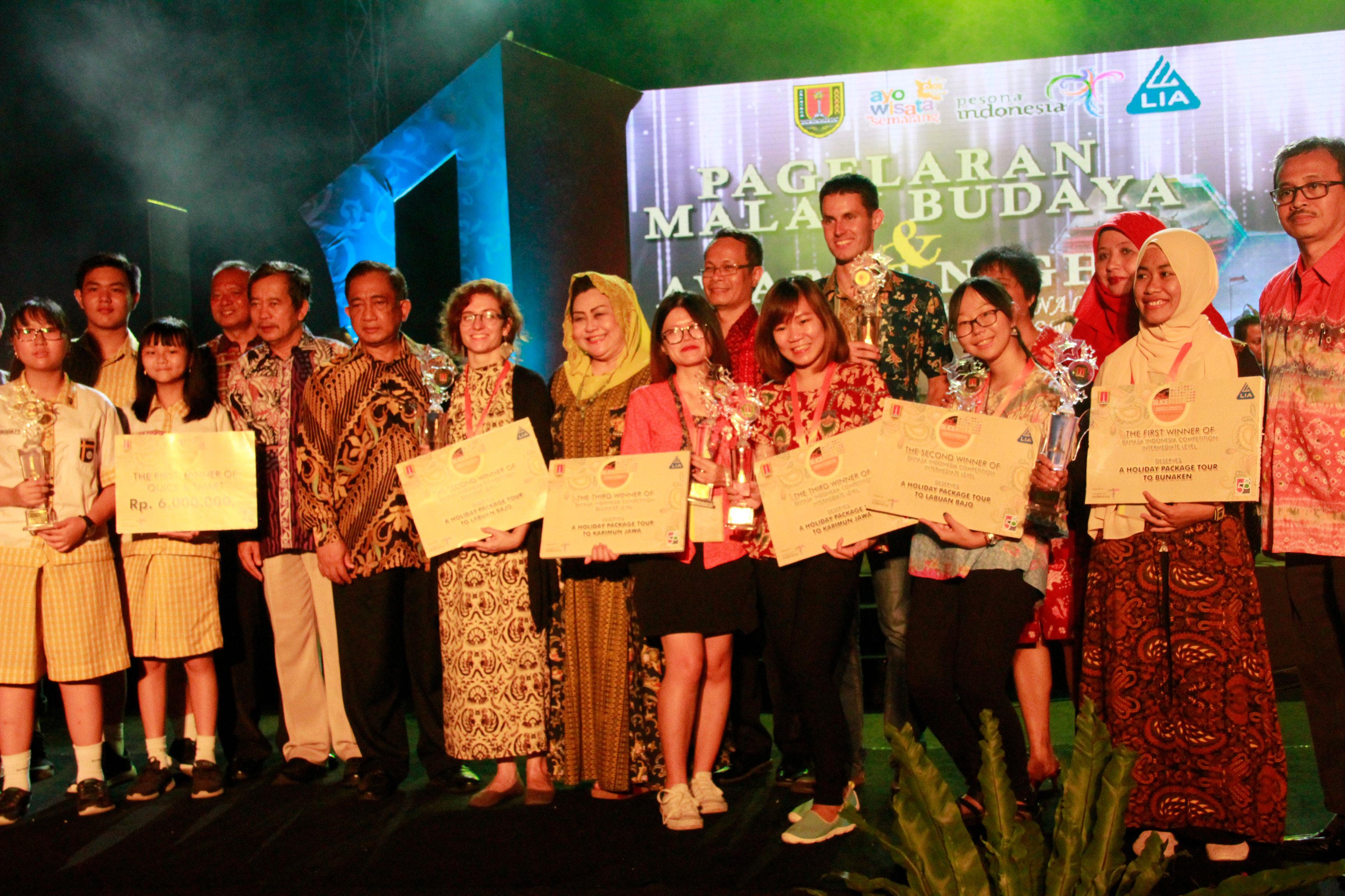 Semarang LIA International Competition & Exhibition 2017