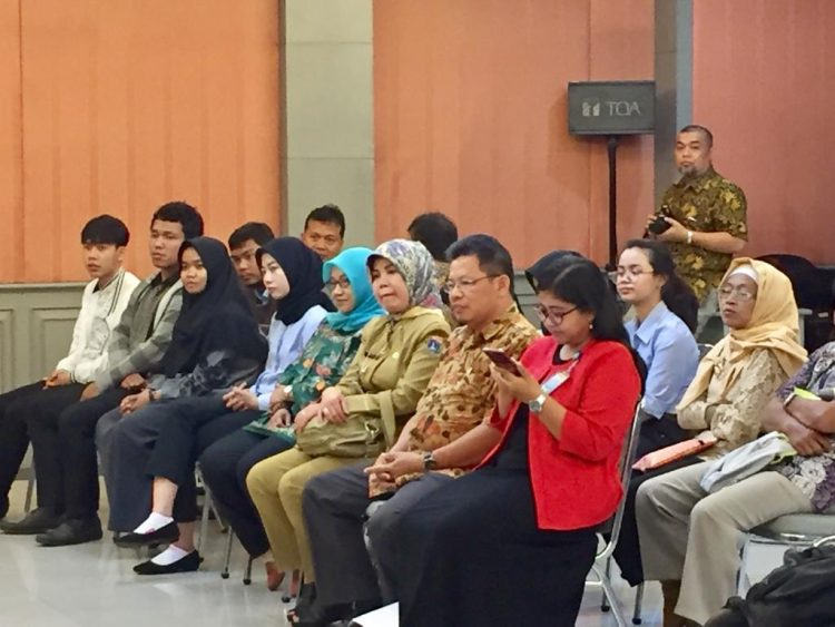 Pembukaan Program Pendidikan Kecakapan Kerja Unggulan (PKKU) 2018