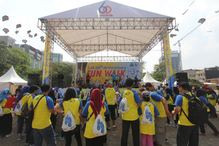 LIA Fun Walk 2019