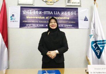 Dr Siti Yulidhar Harunasari Paparkan Pentingnya Kemampuan Berbahasa Asing untuk Buka Peluang Usaha